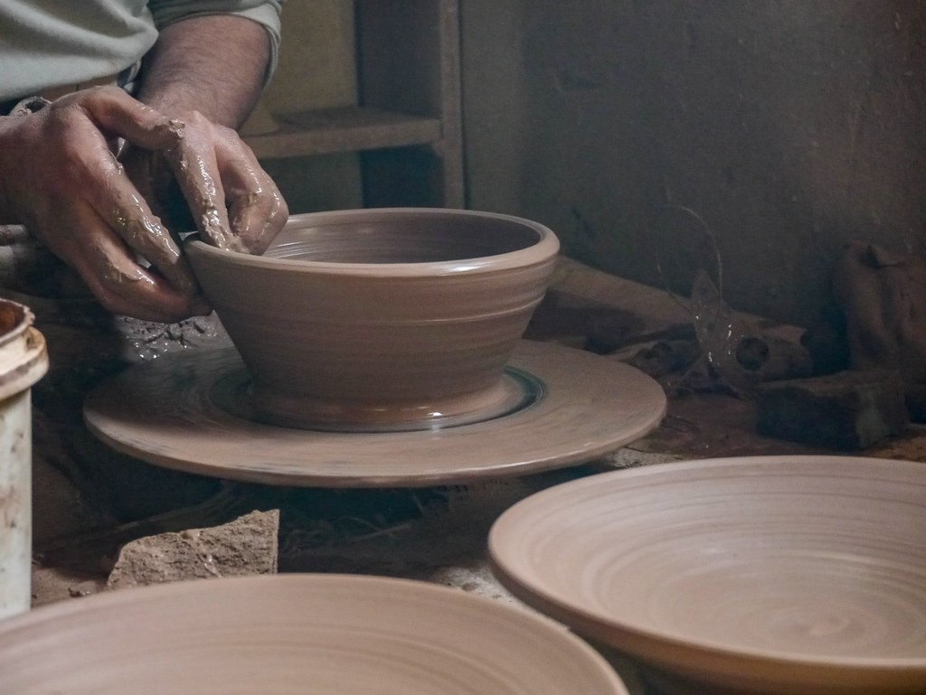 Why Does My Pottery Flop? - Spinning Pots